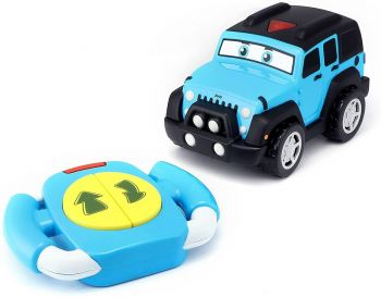BBJunior Jeep Lil Drivers Jeep Wrangler 16-82301