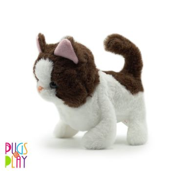 Pugs at Play Bella Walking Cat ST-PAP07