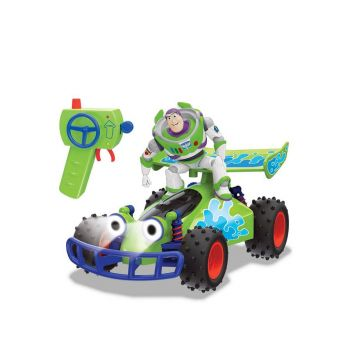 Toy Story 4 RC Crash Buggy with Buzz Lightyear 1:18