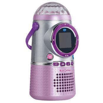 VTech Kidi Concert 8in1 Bluetooth Speaker Purple - 80-163903