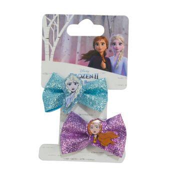Frozen 2 Pcs Hair Clip Set
