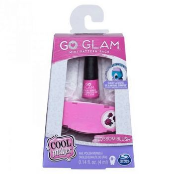Cool Maker Go Glam Nails Fashion Pack Mini - Color Land Toys