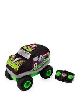 Monster Jam RC My First Grave Digger - Color Land Toys