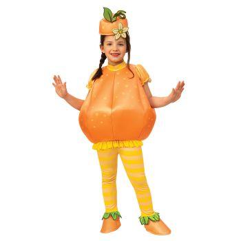 Rubies Fozi Mozi Mandalina Orange Deluxe Extra Small