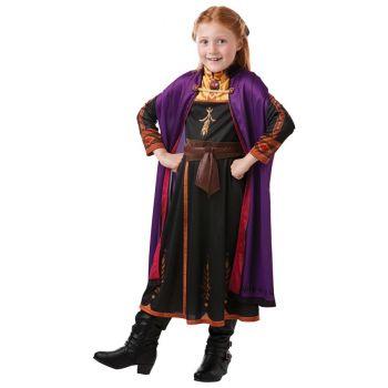 Rubies Disney Frozen 2 Anna Dressing Up Costume Small