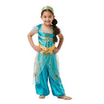 Rubies Disney Jasmine Costume 140cm 300297-9-10
