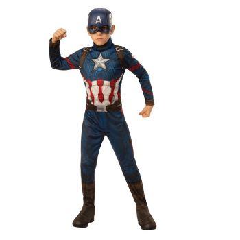 Rubies Marvel Avengers Endgame Captain America Costume Medium - 700647-M
