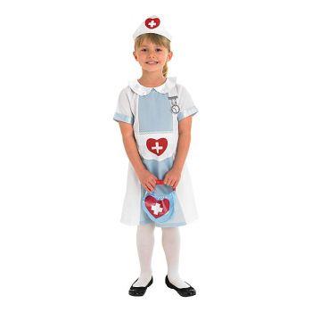 Rubies Kids Nurse Uniform Medium - 883611-M