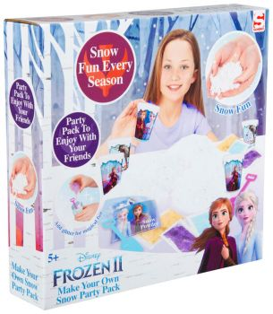 Disney Frozen 2 Make Your Own Snow Party Pack DFR2-4911