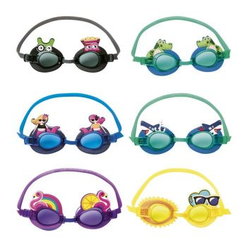 Hydro-Swim Character Goggles Assorted 21080
