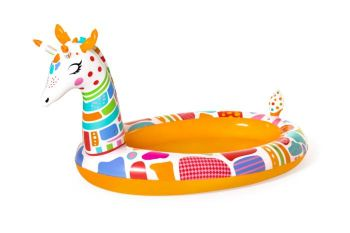 Bestway Groovy Giraffe Sprayer Pool 89x62x50 inch Online in UAE