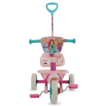 Spartan Disney Princess Tricycle With Push Bar