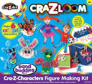 Cra-Z-Loom 3D Figure Making Kit NB911586