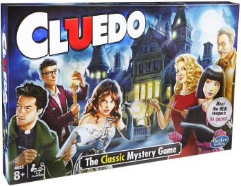Hasbro Cluedo The Classic Mystery Game 38712
