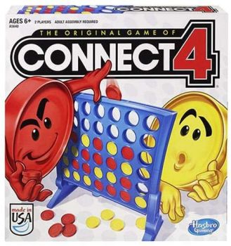 Hasbro Games Connect 4 Grid A5640