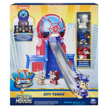 Paw Patrol Movie City Micro Tower 6063426