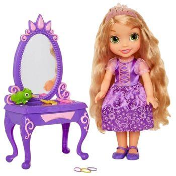 Disney Princess Rapunzel Doll & Vanity My First 201014