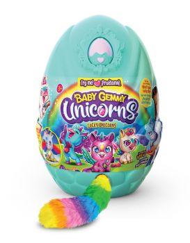 Baby Gemmy Secret Unicorns Magic Egg XL GD018A1