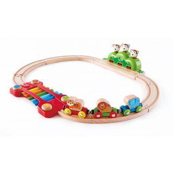 Hape Music and Monkeys Railway E3825 Online in UAE