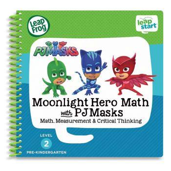 LeapFrog LeapStart Moonlight Hero Math with PJ Masks Book 3D 80-480100 Online in UAE