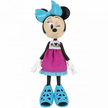 Minnie Mouse Totally Cool Fashion Doll 21421