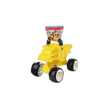 Hape Dump Truck Yellow E4088