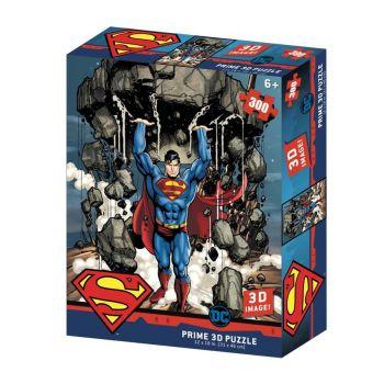 DC Superman Super Strength Prime 3D Puzzle 300 Pieces 33005