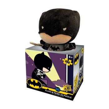 DC Batman Plush and Prime 3D Puzzle 35802