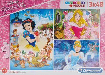 Clementoni Puzzle Disney Princess1 25211