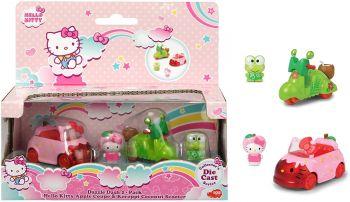 Hello Kitty Apple + Keroppi Coconut Car 253242002