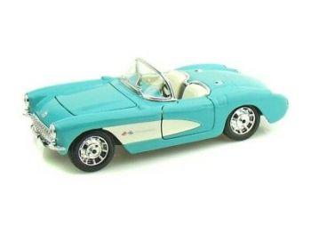 Maisto 1:24 1957 Chevrolet Corvette Assorted 31275