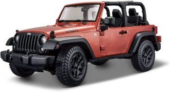 Maisto 2014 Jeep Wrangler Assorted 31610