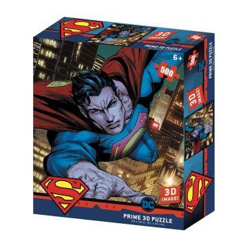 DC Superman Prime 3D Puzzle 500 Pieces 32577
