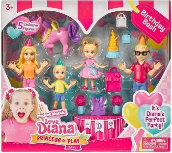 Love Diana Princess of Play Birthday Series 33066