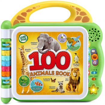 LeapFrog 100 Animals Electronic Book Bilingual Online in UAE