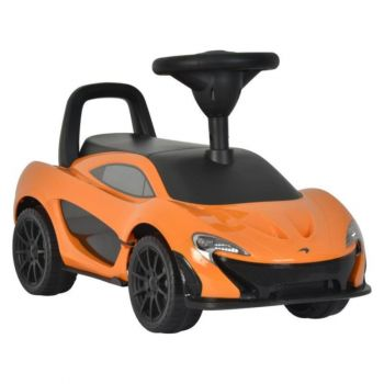 Megastar Licensed Ride On McLaren Push Car Orange Online in UAE