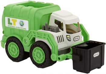 Little Tikes Dirt Digger Real Working - Garbage Truck LIT-655784