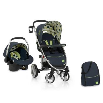 Hauck Stroller Malibu XL Snd & Bag Fruit Online in UAE