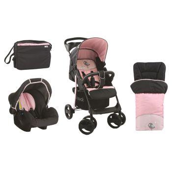 Hauck Shopper SLX with Sleeping Bag and Mamma Bag Birdie Online in UAE