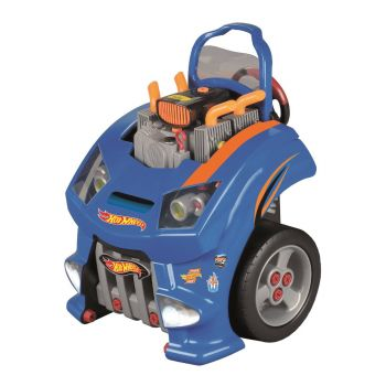 Theo Klein Hot Wheels Service Car Station Engine 2822