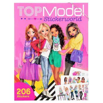 TOPModel Stickerworld Friends Online in UAE