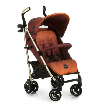 Icoo Pace Indigo Stroller Pushchair Baby Buggy Bootcover Online in UAE
