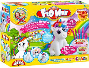 CRAZE Cloud Slime meets Flo Mee Unicorn Online in UAE