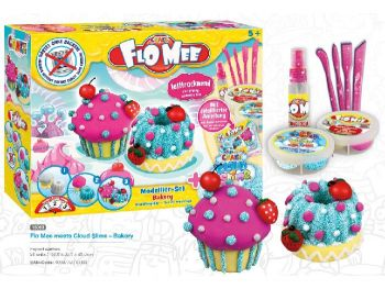CRAZE Flo Mee meets Cloud Slime Bakery Set Online in UAE