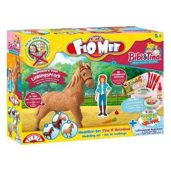 CRAZE Flo Mee Meets Cloud Slime Horse Set Online in UAE
