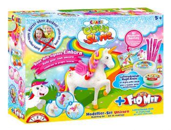 CRAZE Cloud Slime Money Box Unicorn Online in UAE