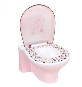Zapf Creation Baby Born interactive Toilet pink 21 cm Online in UAE