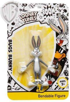 """Bugs Bunny 6"""" Bendable Figure 48010"""