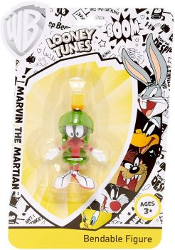 Marvin The Martian Bendable Figure 48027