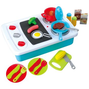 PlayGo 2-in-1 Cooking Stove Set - Online in Dubai Abu Dhabi
